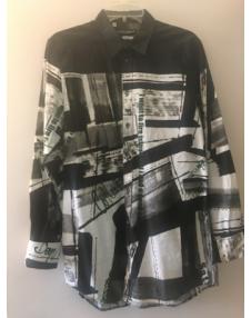 size 15.5 Dolce & Gabbana L/S button up